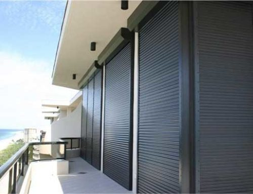 Benefits of Roll Down Hurricane Shutters