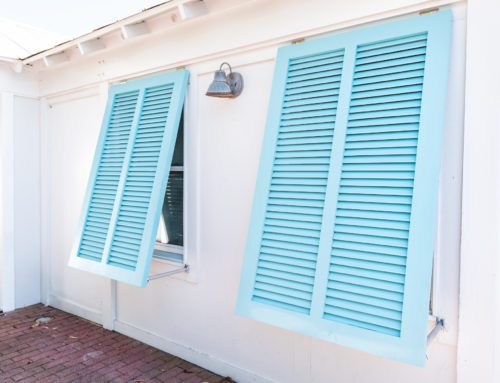 Preparing for Disaster: When Should You Put Your Hurricane Shutters Up